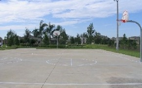 Storey Lake Resort Basketball