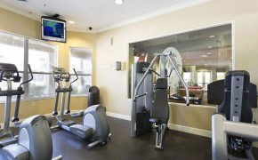 Storey Lake Resort Clubhouse Fitness Facility