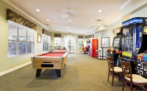 Storey Lake Resort Clubhouse Games Room