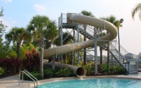 Storey Lake Resort Water-Slide