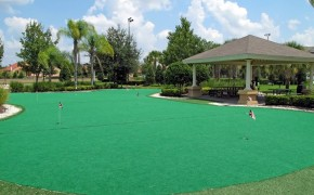 Storey Lake Resort Putting Green